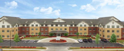 Diamond Senior Apartments at Wingate Drive