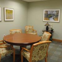 Diamond Senior Apartments at Wingate Drive Comon Room
