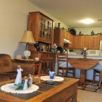 Diamond Senior Apartments at Wingate Drive Kitchen