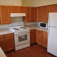 Diamond Senior Apartments of Princeton Kitchen