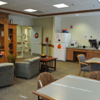 Wrightwood Senior Apartments Common Area