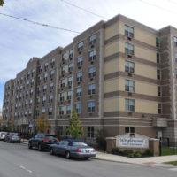 Wrightwood Senior Apartments Exterior