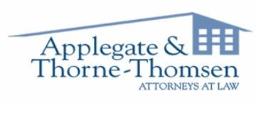 1. Applegate & Thorne-Thomsen